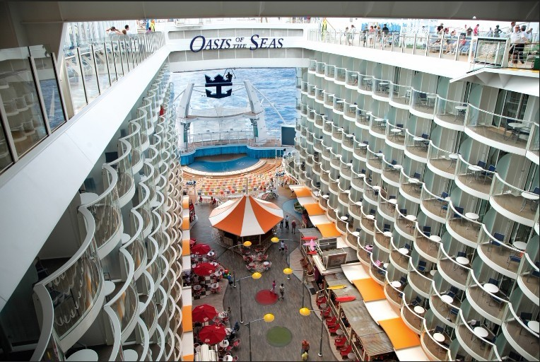 Oasis of the Sea - 